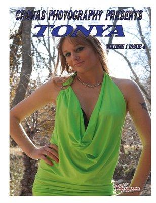 Cronas Photography Presents Tonya Issue 4