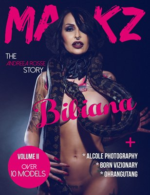 MARKZ MAGAZINE VOLUME II (BIBIANA ATADA)