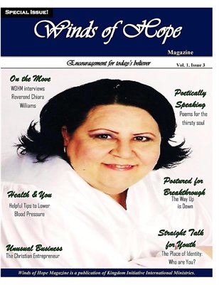 Winds of Hope Magazine (Vol. 1, Issue 3)