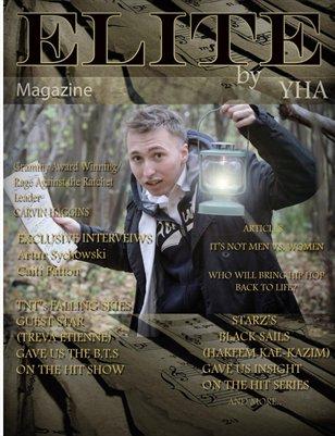 Elite Magazine by Y.H.A #9
