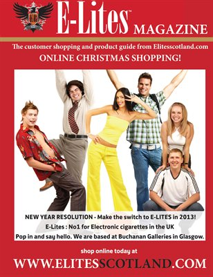E-Lites Magazine - Electronic Cigarettes