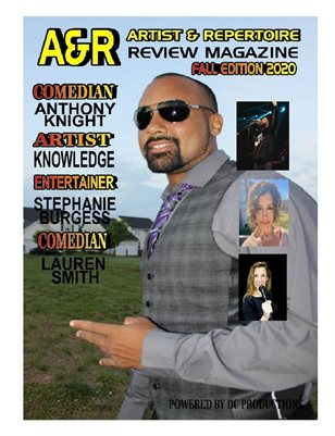A&R Review Magazine Fall Edition 2020