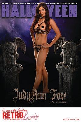 Halloween 2021 Vol.2 – JudyAnn Foxe Cover Poster