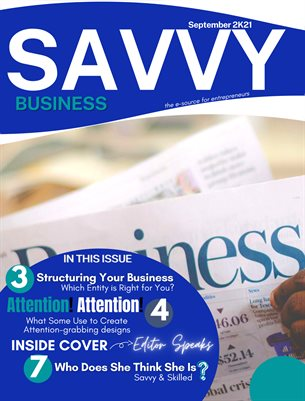 SAVVY Business