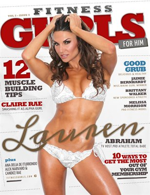 Fitness Gurls Vol 2 - Issue 5