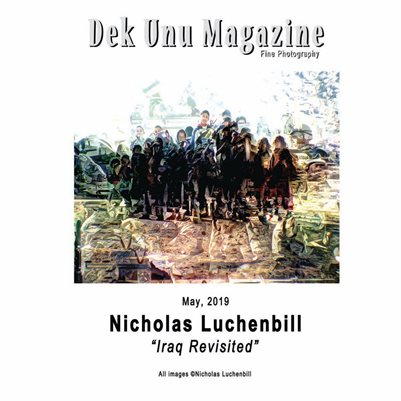 Dek Unu Magazine-Nicholas Luchenbill