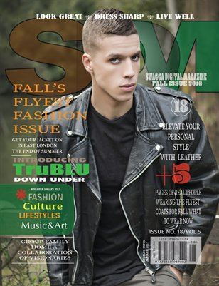 Swagga Digital Fall Issue #18