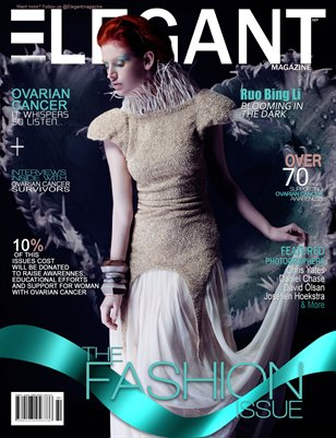 FASHION for a Cause (September 2013) Book #1