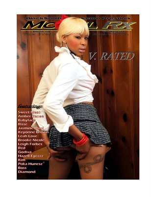 V. Rated Model RX October Issue