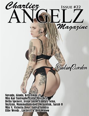 Charliez Angelz Issue #22 - PaulaofSweden