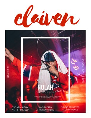 Claiven Issue One