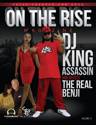 On The Rise Magazine Issue 5