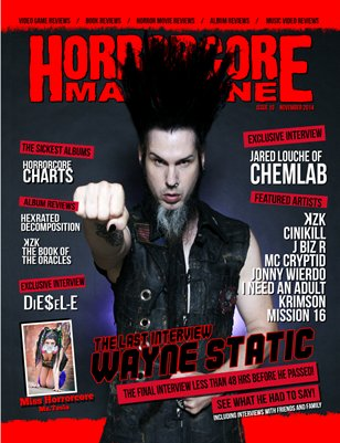 Horrorcore Magazine - Issue 10