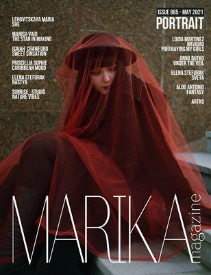 MARIKA MAGAZINE PORTRAIT (ISSUE 865 - MAY)