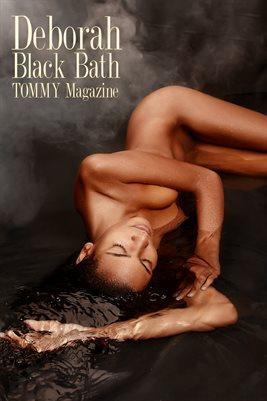 Debora - Black Bath - Poster B