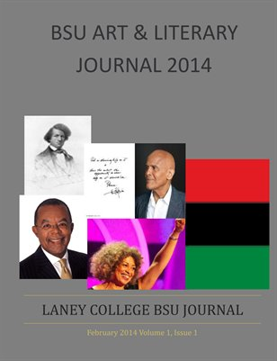 Laney College Black Student Union: Art & Literary Journal