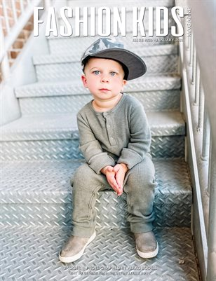 Fashion Kids Magazine | Issue #226