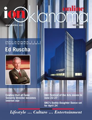 Ion Oklahoma Magazine March April 2021