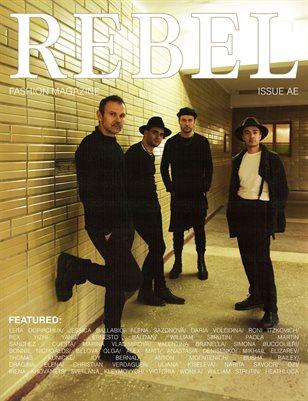 Rebel Magazine Issue AE