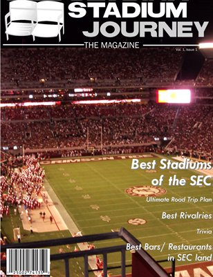 Stadium Journey Magazine