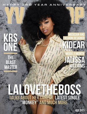 YV Hip Hop Magazine 3rd Year Anniversary Issue - July 2021
