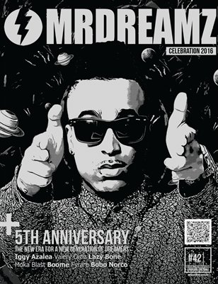 Mr Dreamz magazine 5th Anniversary