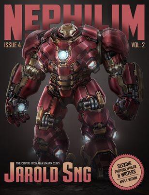 Nephilim Magazine #4 (Vol. 2)