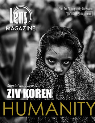 Lens Magazine Issue #41 Humanity