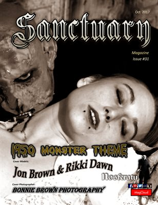 Sanctuary Magazine Vol #31