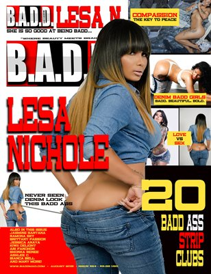 Denim BADD Girls (Lesa Nichole Cover)