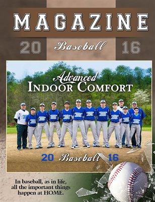 Advance Indoor Comfort Magazine