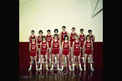 1970 Sedalia Boys Basketball Team