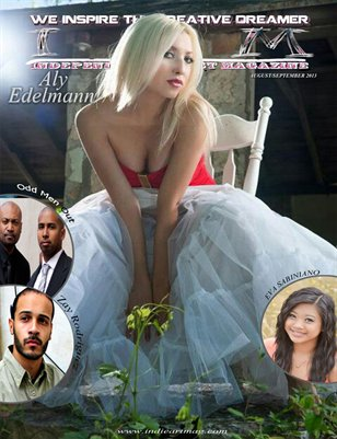 Independent Artist Magazine August/September 2013