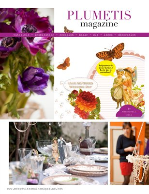 Plumetis Magazine issue 9 - Wedding Day