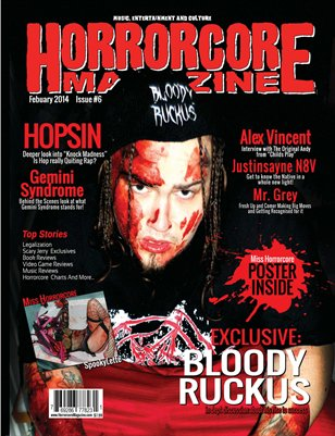 Horrorcore Magazine - Issue 6