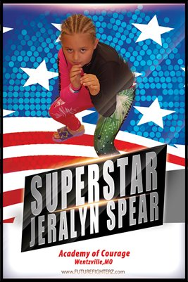 Jeralyn Spear SuperStar - Poster