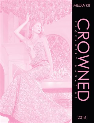 CROWNED Magazine Media Kit 2016