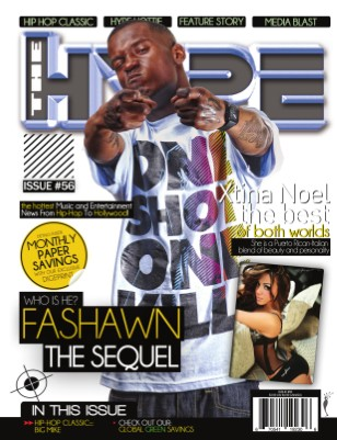 The Hype Magazine - Issue #56