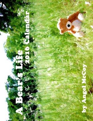 2016 Teddy Bear Calendar