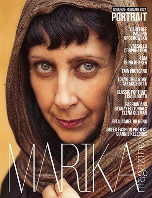 MARIKA MAGAZINE PORTRAIT (ISSUE 636 - February)