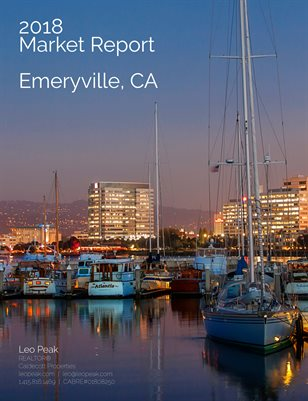 2018 Emeryville Real Estate Market Report