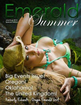 Emerald Summer Magazine Aug 2015