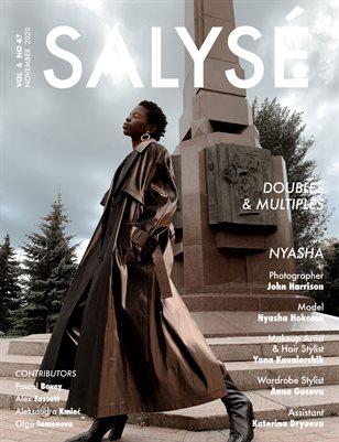 SALYSÉ Magazine | Vol 6 No 47 | NOVEMBER 2020 |