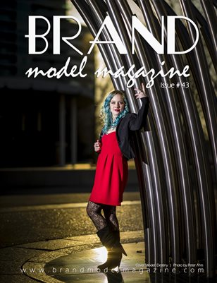 Brand Model Magazine  Issue # 43