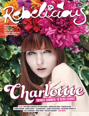 Rebelicious Issue #22