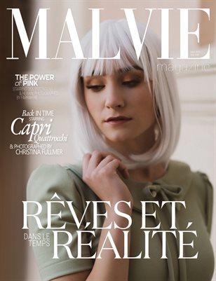 MALVIE Magazine The Artist Edition Vol 240 June 2021