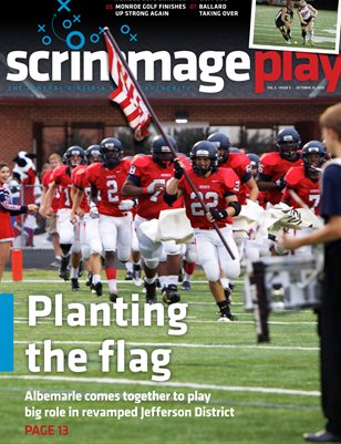 Scrimmage Play Volume 5, Issue 5