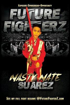 Nasty Nate Suarez Arena Poster
