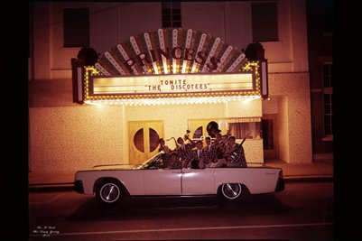 August 1965, The Discotees at the Princess Theater in Mayfield, Kentucky2