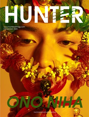HUNTER Magazine issue DECEMBER 2020 vol.1